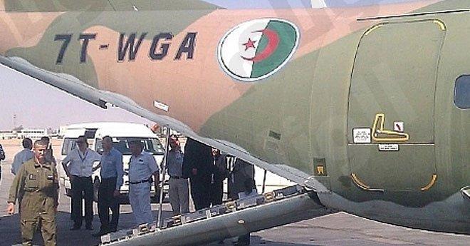 """مقتل 26 عنصرا من """"البوليساريو"""" في تحطم طائرة عسكرية جزائرية (فيديو)"""