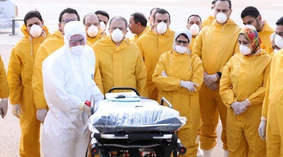 تسجيل أول حالة إصابة مؤكدة بفيروس كورونا بمصر
