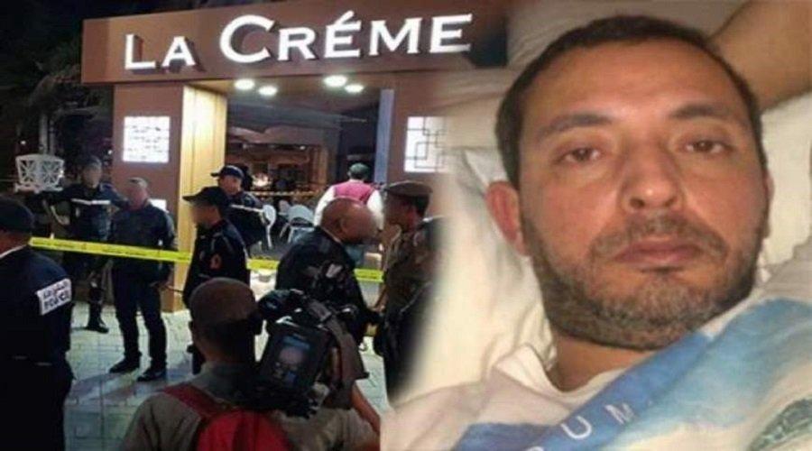 دبي تسلم هولندا المغربي رضوان تاغي مدبر جريمة مقهى لاكريم