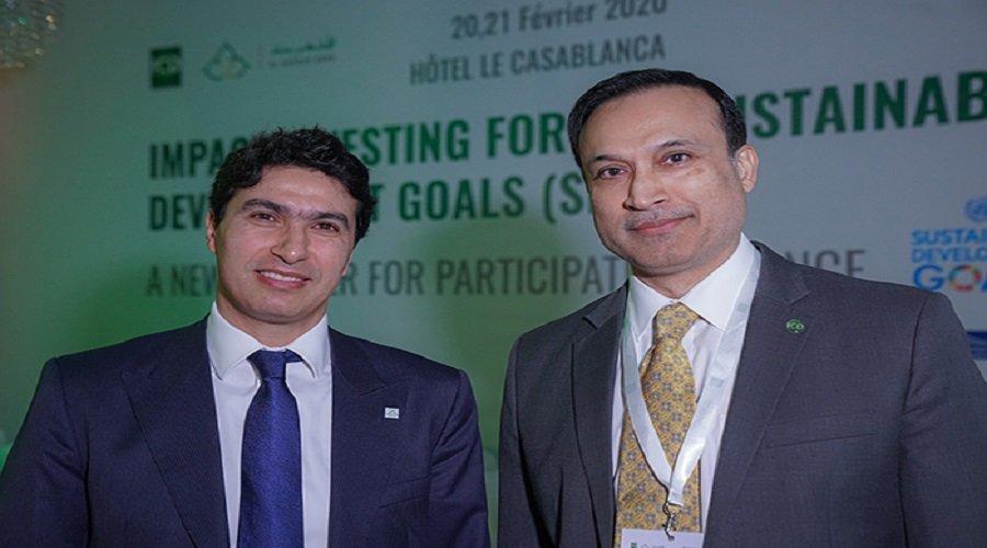 """المؤسسة الإسلامية لتنمية القطاع الخاص و """"الأخضر بنك"""" ينظمان لقاء حول تأثير التمويل التشاركي على أهداف التنمية المستدامة"""