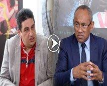 رئيس الكاف أحمد أحمد في ضيافة برنامج كليسة رياضية مع اسامة