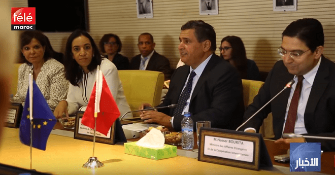 المغرب والاتحاد الأوروبي يوقعان بالأحرف الأولى الاتفاق الجديد للصيد البحري
