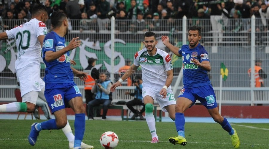 احتمال تأجيل مباراته ضد النسور.. الدفاع الجديدي يعلن إصابة 3 من لاعبيه بكورونا