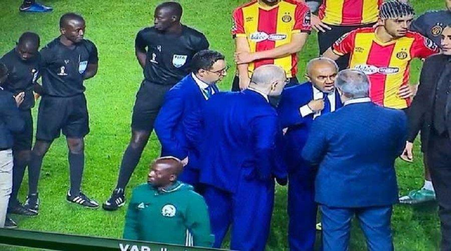"""أحمد أحمد: """"رئيس الترجي هددني بثورة في تونس"""""""