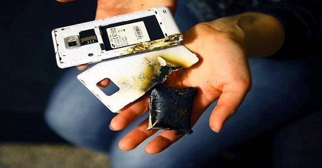 بطاريات ثورية تضع حدا لانفجار الهواتف