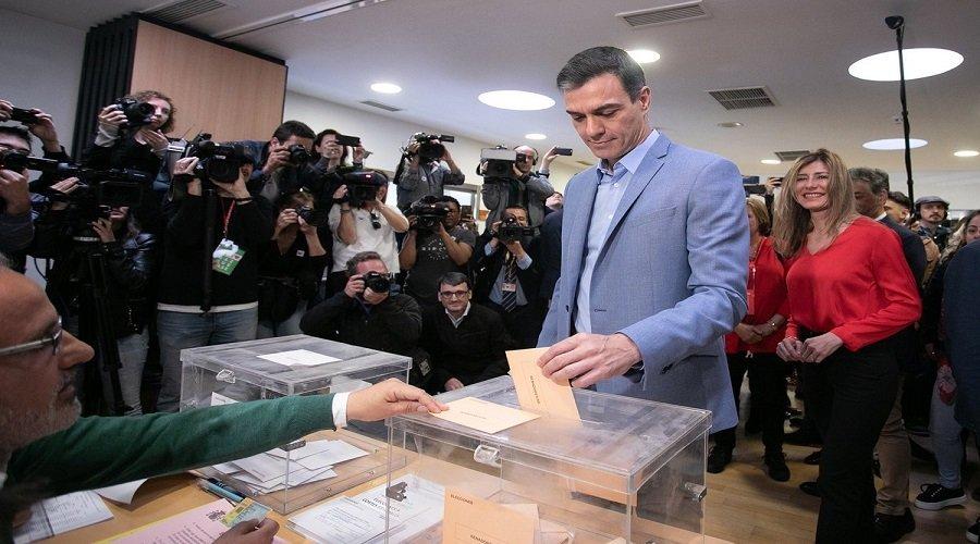 الانتخابات الإسبانية.. الاشتراكيون يتصدرون واليمين المتطرف يدخل البرلمان