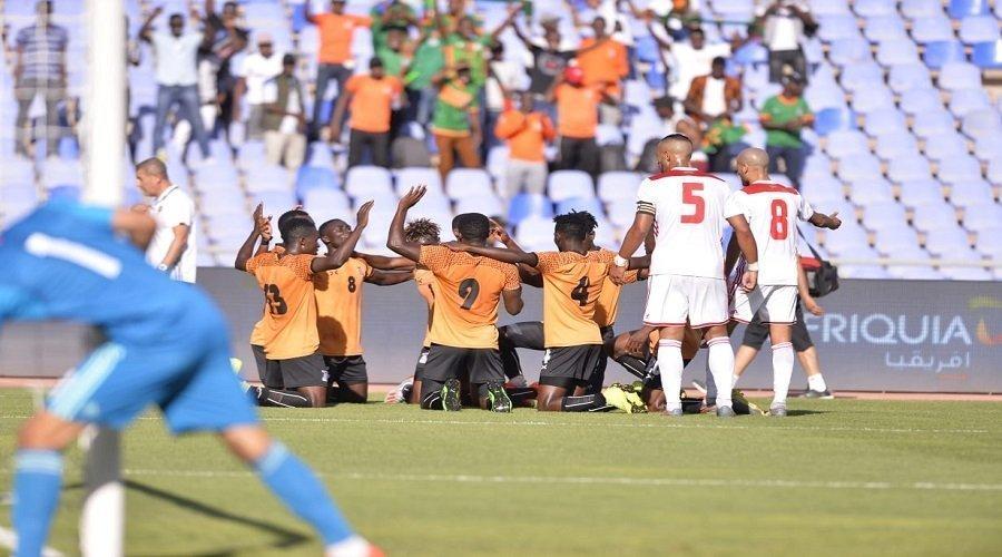 """هزيمة جديدة للمنتخب المغربي أمام زامبيا قبل """"الكان"""""""