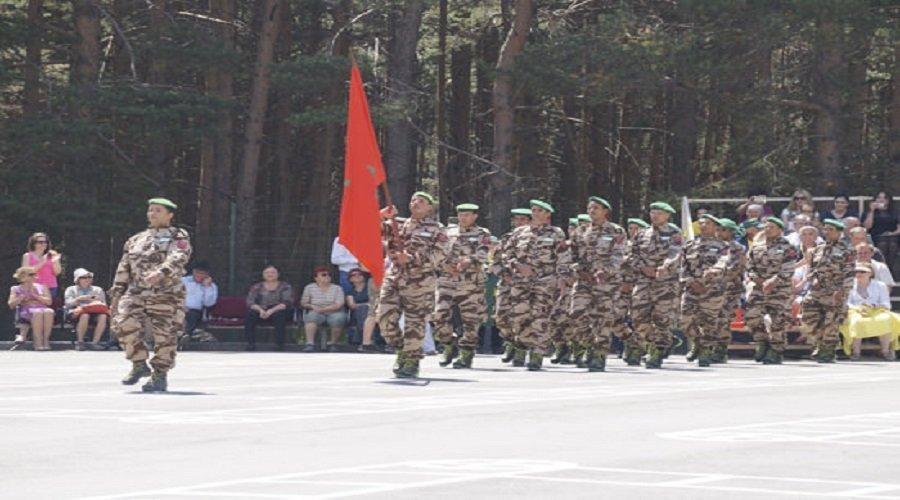 المغرب يحتل الرتبة الـ19 في الألعاب العسكرية العالمية
