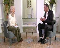 الإختلاط بين الجنسين في الإسلام موضوع تناقشه *سهام فضل الله* مع أبو حفص في استفت قلبك