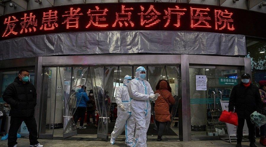 أمريكا تخضع 195 عائدا من ووهان الصينية لحجر صحي