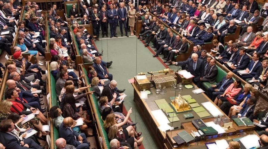 تعليق أعمال البرلمان البريطاني رسميا حتى 14 أكتوبر