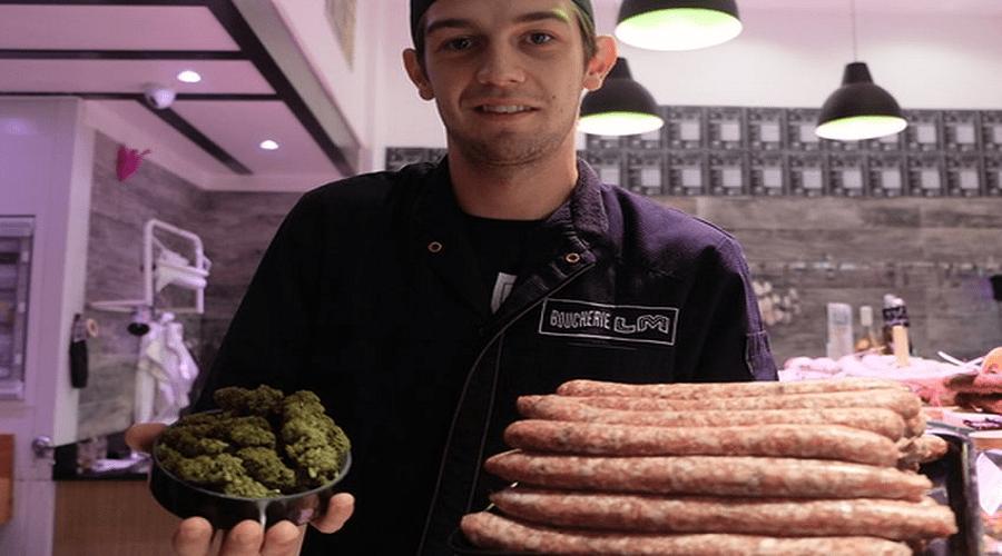 «نقانق حشيش» في المحلات الفرنسية ابتداء من 50 درهما