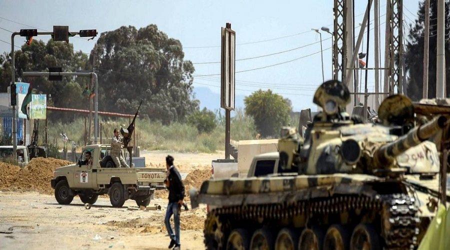 ليبيا.. ارتفاع عدد ضحايا معارك طرابلس إلى أزيد من 690 قتيلا