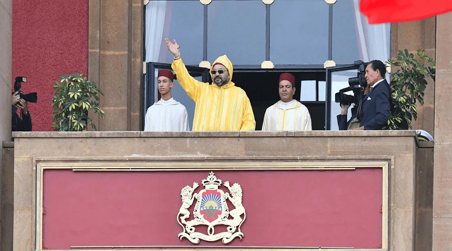 الملك يوجه خطاب افتتاح البرلمان من القصر الملكي بالرباط