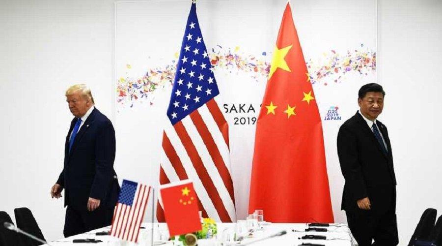ترامب يرفض الحديث مع الرئيس الصيني ويلوّح بقطع العلاقات