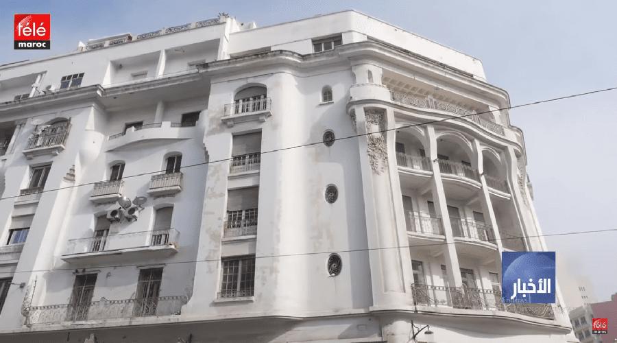 فعاليات مدينة الدارالبيضاء تدعو لإنقاد الإرث المعماري للمدينة من الإهمال