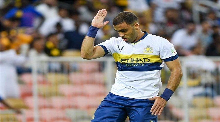 حمد الله يعزز صدارته في ترتيب هدافي الدوري السعودي بعد ثنائيته في مرمى فريق العدالة