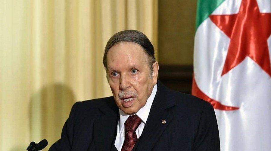 رسميا.. استقالة الرئيس الجزائري بوتفليقة