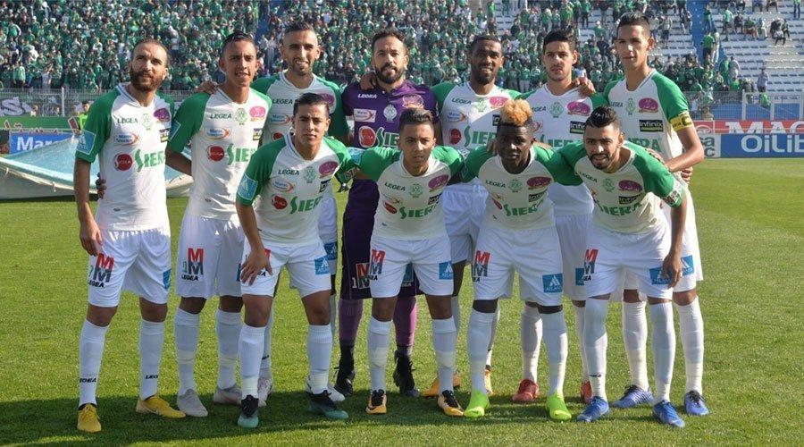الرجاء البيضاوي ينهي تحضيراته قبل مواجهة نادي النجم الساحلي التونسي