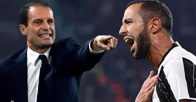بعد صراعه مع فكاهي إيطالي.. أليغري ينتفض في وجه بنعطية