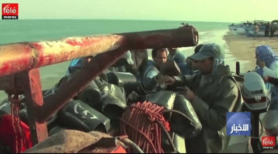 مائة وثمانية وعشرون سفينة صيد أوروبية تدخل المياه المغربية لمدة 4 سنوات