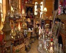 ألف صنعة وصنعة : منتجات تقليدية من النحاس مع اقدم المعلمين في مدينة مراكش.
