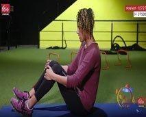 حركات رياضية منزلية بسيطة لجسم رشيق
