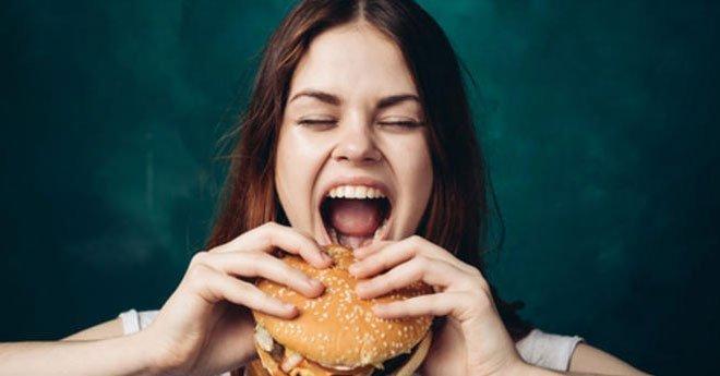 لماذا تشعرين بالجوع دائما ؟