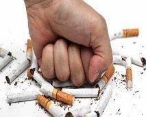 المواد البديلة ومساعدتها في الإقلاع عن التدخين
