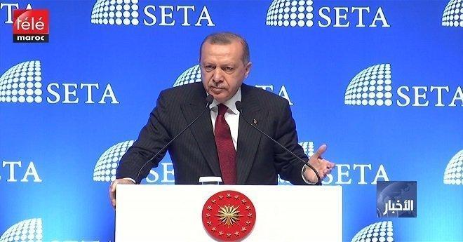 تركيا .. حزب العدالة والتنمية يرشح الرئيس رجب طيب أردوغان لزعامة الحزب من جديد
