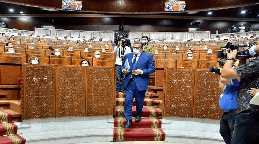 الأغلبية بمجلس النواب تشيد بالبرنامج الحكومي وتصوت لصالحه