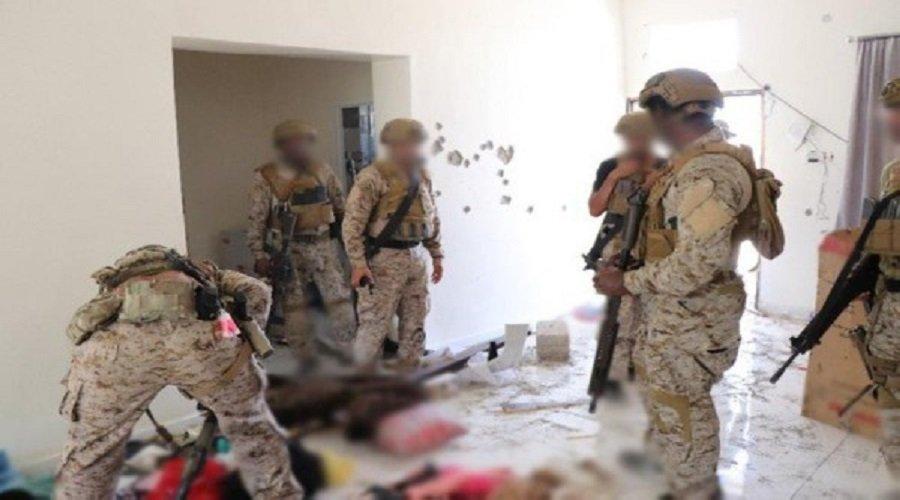 """القبض على أمير تنظيم داعش في اليمن """"أبو أسامة المهاجر"""""""
