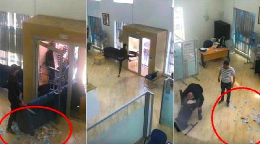 محكمة طنجة تصدر حكمها في حق الشاب الذي حاول سرقة بنك