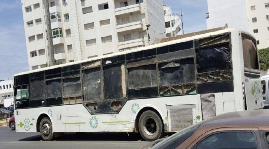 """حافلات """"مدينة بيس"""" المتهالكة تغضب القنيطريين"""