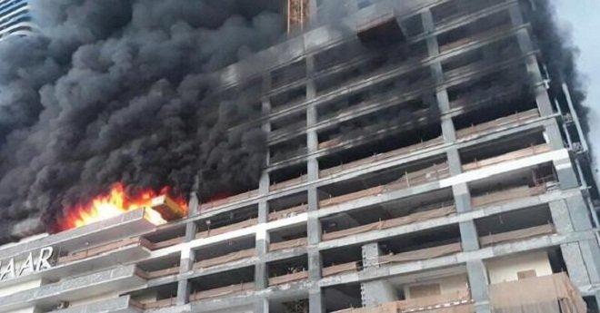نقل جثامين المغربية وابنيها ضحايا حريق دبي إلى المغرب