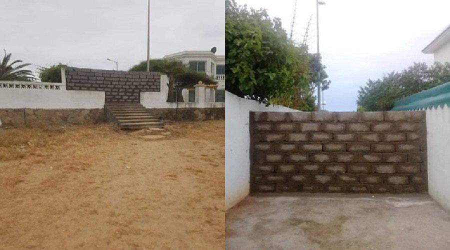 السلطات تغلق منافذ مؤدية إلى الشواطئ لمنع المصطافين من النزول للبحر بعد العيد