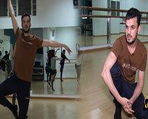 """الكوتش زكريا بنان المتخصص في رقص """"الجاز العصري"""""""
