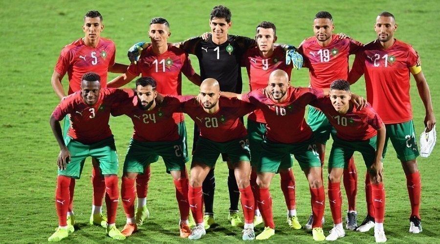 المنتخب المغربي يحافظ على رتبته في تصنيف الفيفا