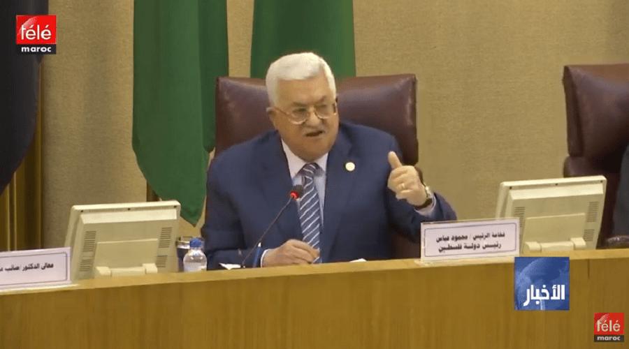 الدول العربية ترفض أي صفقة حول القضية الفلسطينية لا تنسجم مع المرجعيات الدولية