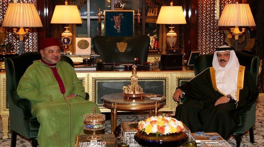 ملك البحرين يبلغ الملك محمد السادس قرار بلاده فتح قنصلية عامة لها بالعيون