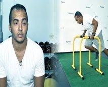 كوتش : رضا موهوب يكشف سر انتقاله من مدرب في الصالات الرياضية إلى كوتش خاص بالمشاهير