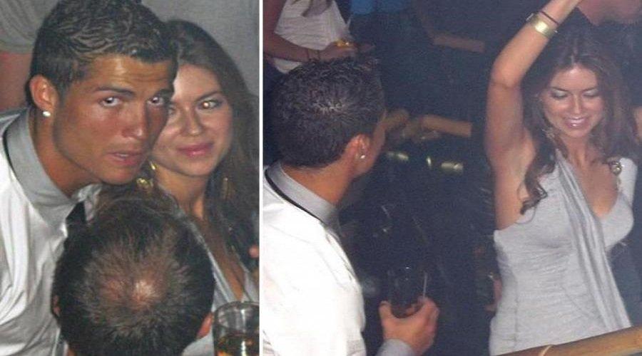 عارضة أزياء تتابع رونالدو بتهمة الاغتصاب