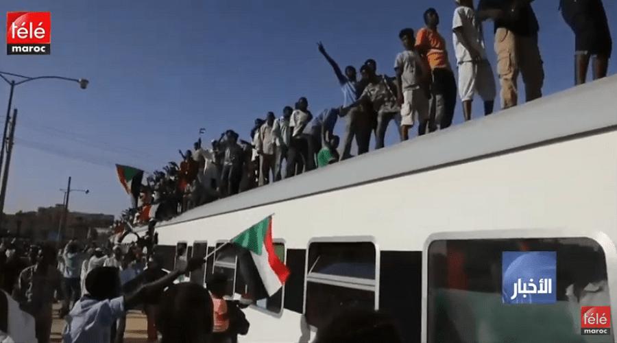 السودان: حركة الاحتجاج تدعو إلى عصيان مدني في ذكرى أربعينية ضحايا فض اعتصام الخرطوم