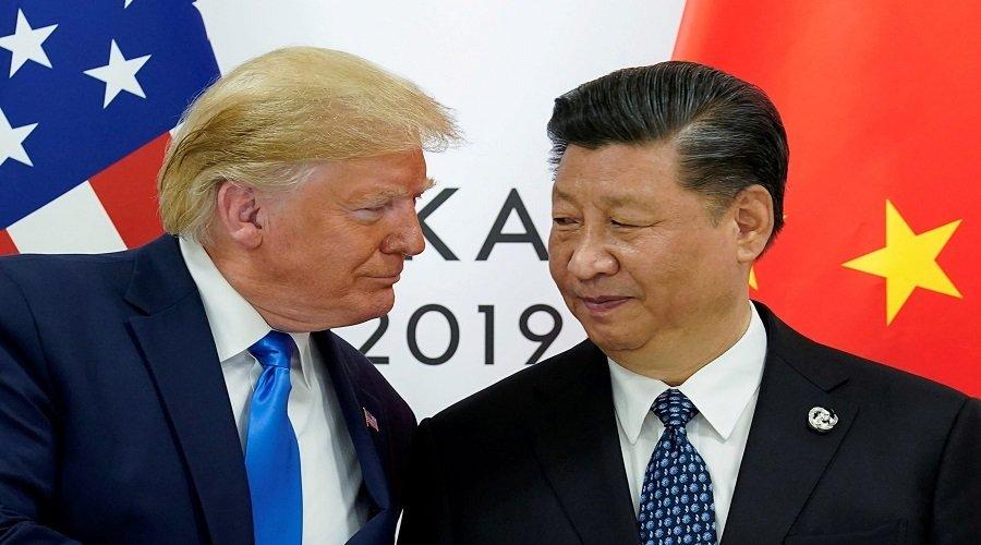 ترامب يربط انتشار كورونا بمختبر ووهان ويتوعد بفرض رسوم على الصين