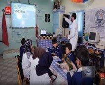 كيف استطاع الأستاذ عبد الله وهبي تجويد التعليم بإدخال الرقمنة والمعلوميات في نظام التدريس
