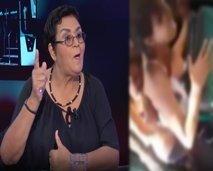 """عائشة الشنا للمغاربة : """"فين هي النفس و الشهامة ديالكم"""""""