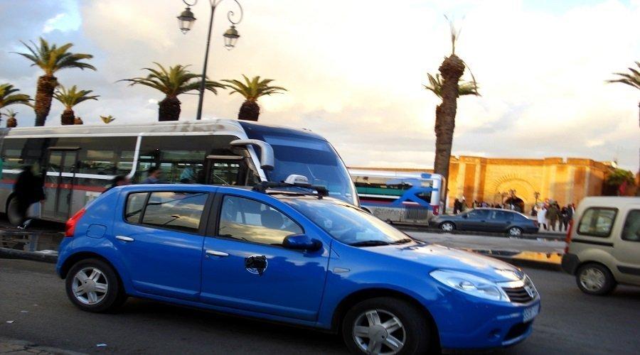 أمن الرباط يحقق في قتل سائق سيارة أجرة لزميله