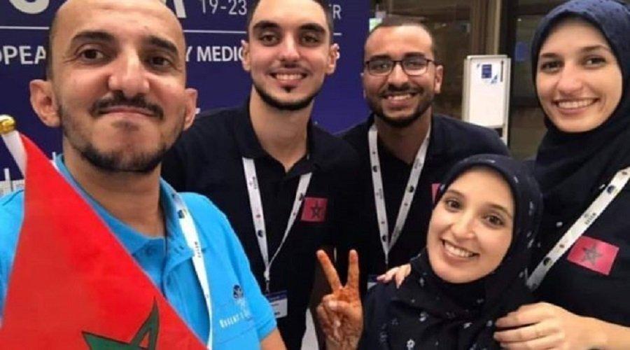 المنتخب المغربي للمحاكاة الطبية يحرز لقب بطولة العالم