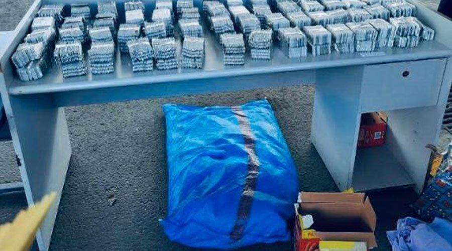 إجهاض محاولة تهريب 361 ألف قرص مخدر بميناء طنجة المتوسط