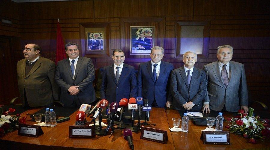 لقاءات الكواليس داخل أحزاب الأغلبية قبيل التعديل الحكومي